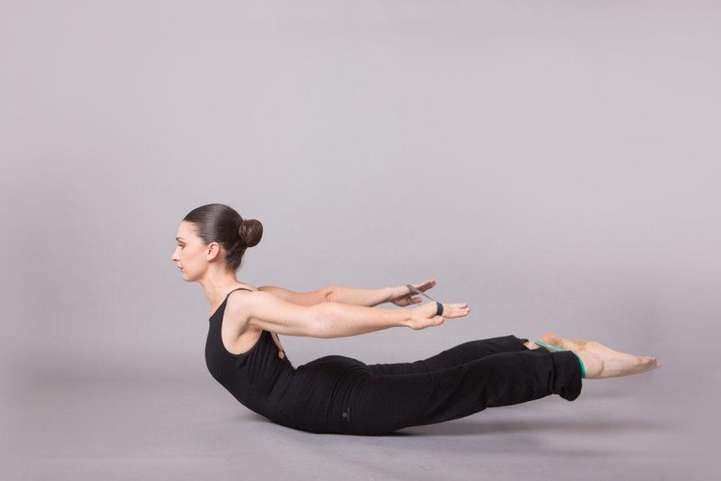 Pilates Frosinone - Double Leg Kick Adv